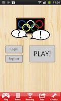 Screenshot of Sports Quiz