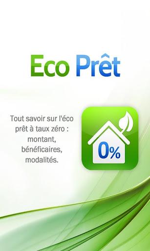 Eco Prêt