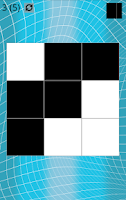 Screenshot of Tile Cross Puzzle
