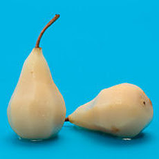 Vanilla Poached Pears Recipe