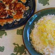 Persian Rice Cooking Method
