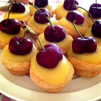Lemon Curd Tassies
