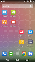Screenshot of Suru for Android