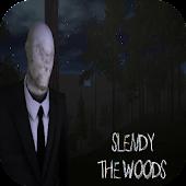 Slendy: THE WOODS (SlenderMan)