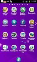 Screenshot of Annadroid Go Launcher Ex Theme