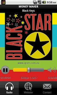 BlackStar - screenshot
