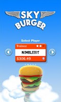 Screenshot of Sky Burger