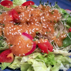 Benihana Ginger Salad Dressing Recipe