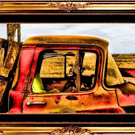 classic rust by Rory Comiskey - Artistic Objects Other Objects