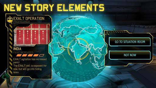 XCOM: Enemy Within - screenshot
