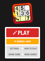Screenshot of Sudoku Free - Classic Game