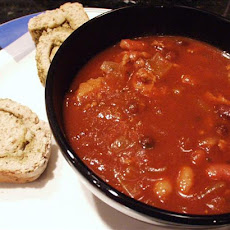 No Fat Turkey Chili - a La Dave