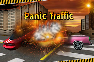 Screenshot of Panic Traffic