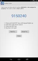 Screenshot of SentriSmart