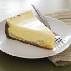 Gingersnap-Pear Cheesecake