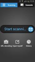 Screenshot of QR&Barcode Scanner