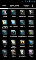 Screenshot of Pure HD Apex Theme