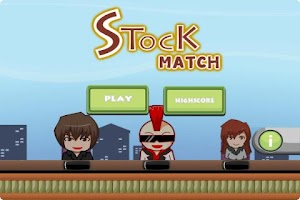 Screenshot of Stock Match
