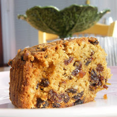 Green Apple Fruit Cake
