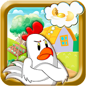 APK Game Angry Chicken - Eggs Rescue for iOS