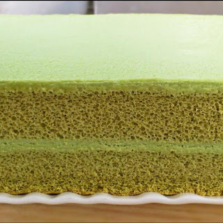 Green Tea (Matcha) Cake