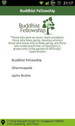 Buddhist Fellowship