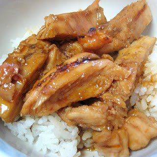 Mandarin Chicken With Rice Recipes
