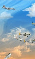 Screenshot of Planes Live Wallpaper (Free)