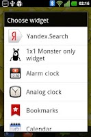 Screenshot of Phone monsters