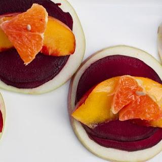 Peach Orange Salad Recipes