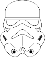 Screenshot of Star Wars Coloring