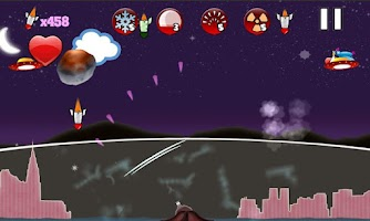 Screenshot of Planet Defender