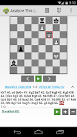 Screenshot of Chess - Analyze This (Pro)