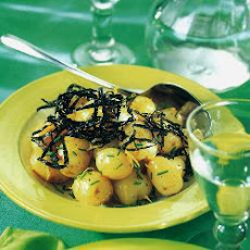 New Potatoes With Nori