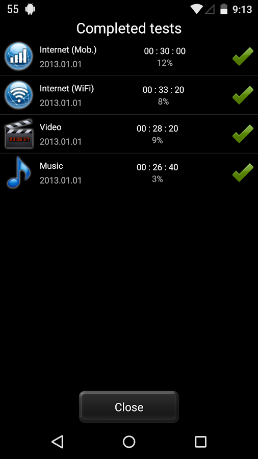 Battery HD Pro Screenshot 4