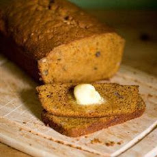 Sweet Potato And Pecan Bread