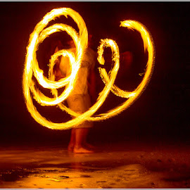 FIREDANCER by Charmaine Pypers - People Musicians & Entertainers