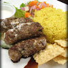 Lamb Tikka with Pilaf Rice
