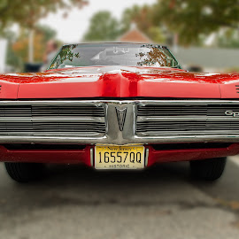 """When you call me that, SMILE!"" by Gary Aidekman - Transportation Automobiles ( muscle car, grand prix, car show, pontiac )"