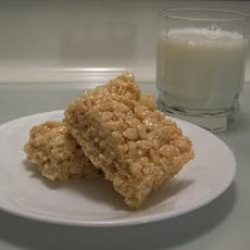 Chewy Rice Krispies Bars