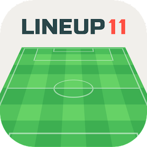 Lineup11 - Football Line-up