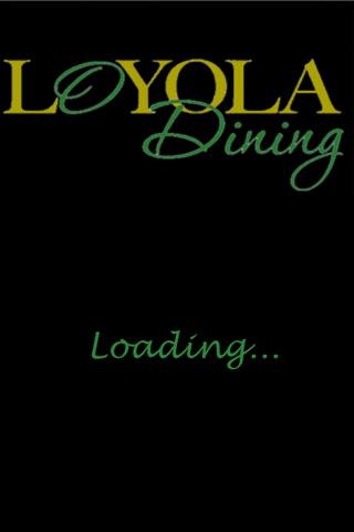 Loyola University Dining