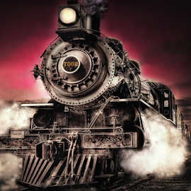 Alive by Nickel Plate Photographics - Transportation Trains