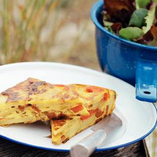 Chorizo And Cheese Tortilla Recipes