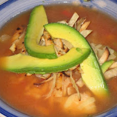 El Torito Chicken Tortilla Soup
