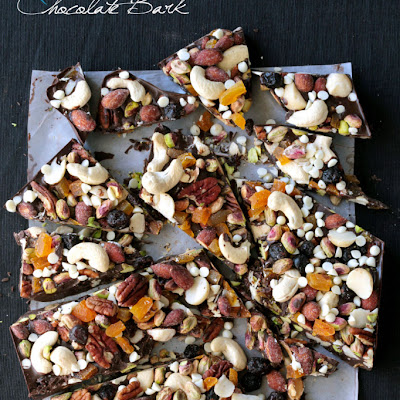 Decadent Chocolate Bark