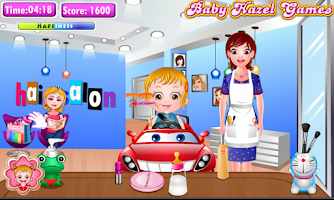 Screenshot of Baby Hazel Flower Girl