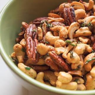 Toasted Rosemary Nuts Recipes