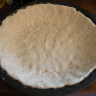 Mix in the Pan Pie Crust