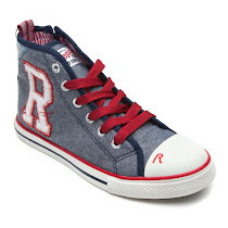 Replay Caney Denim High Top LACE UP